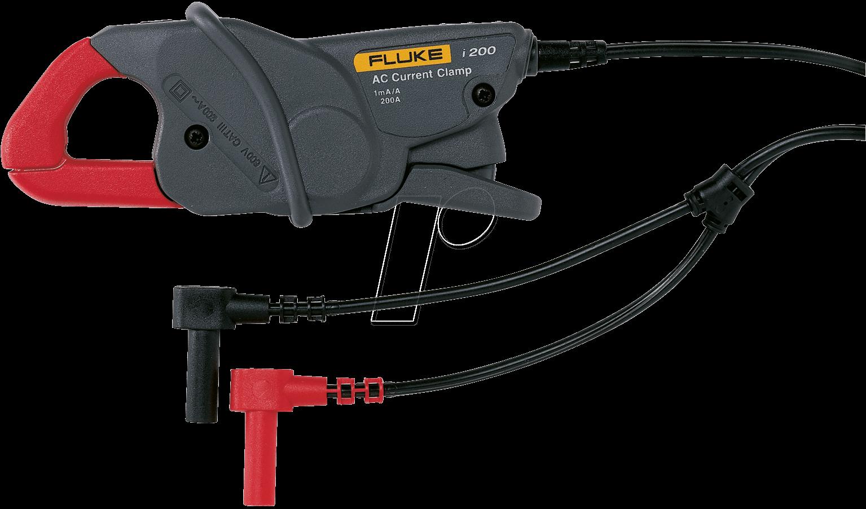 Fluke 333 Clamp Meter : Fluke i ac clamp meter a at reichelt