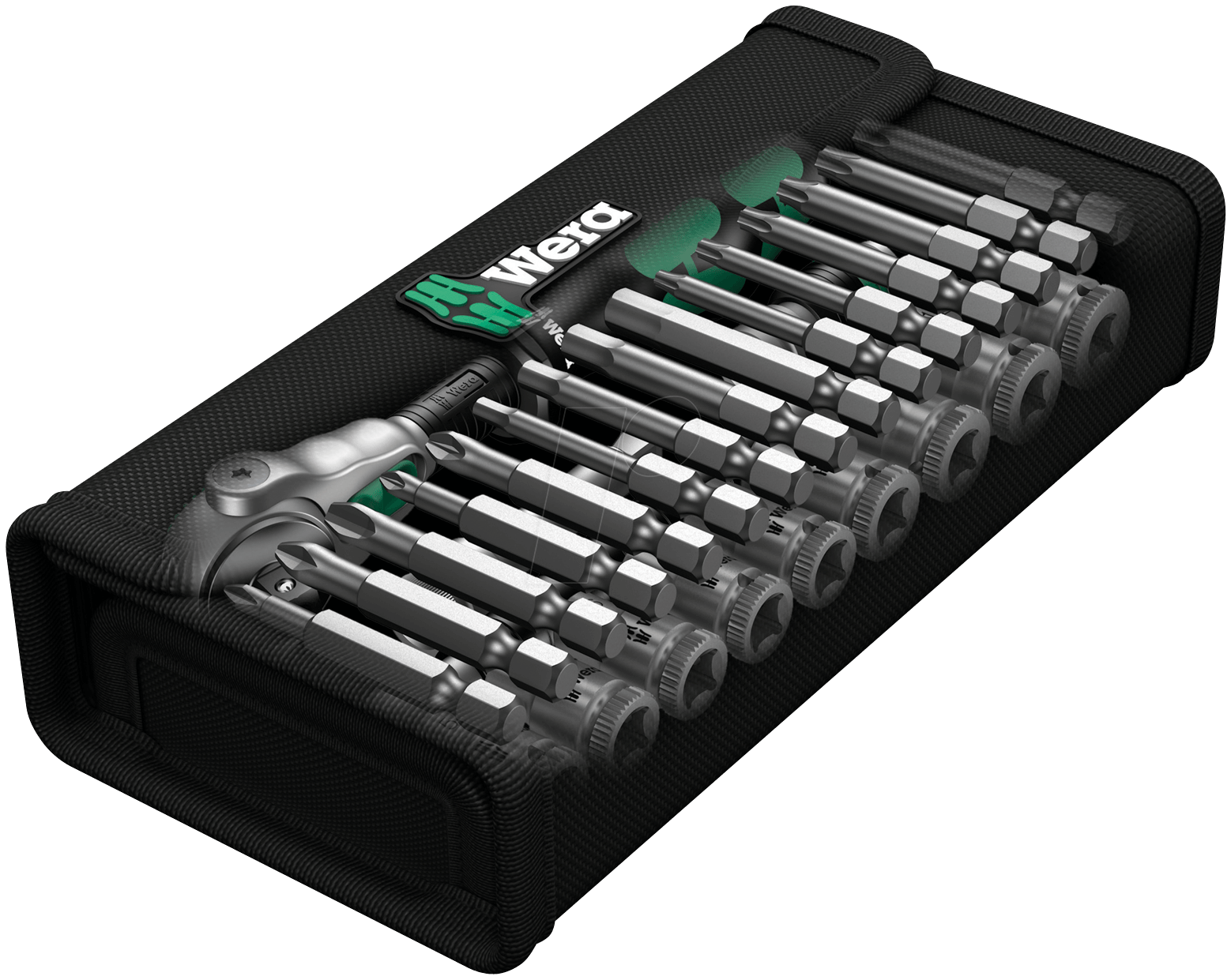 wera 05004016001 zyklop speed socket set 1 4 drive at. Black Bedroom Furniture Sets. Home Design Ideas
