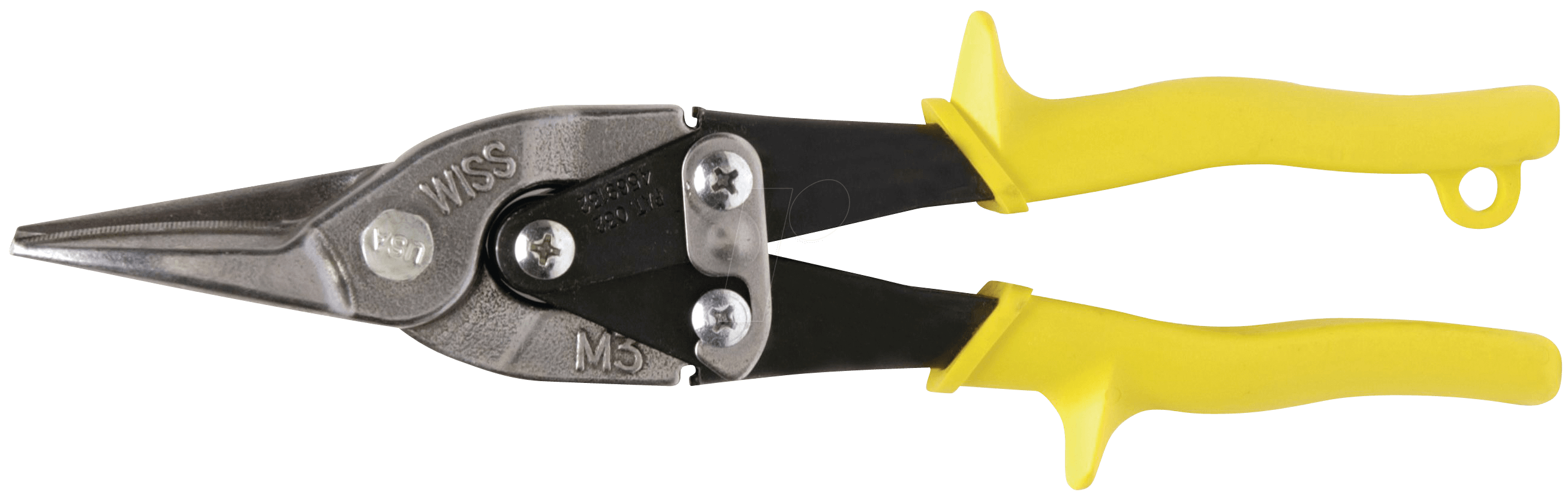 WISS M3R - Blechschere, für leichtes Material, ...