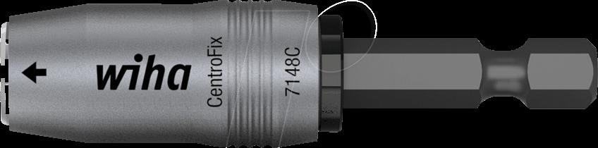 WIHA 39133 - Bithalter, 6,3 mm,  CentroFix Force, mechanisch