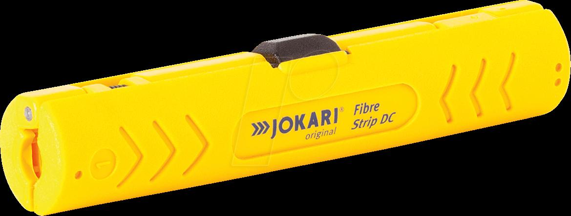 JOK 30 700 - Abmantelwerkzeug, Fibre Strip DC, 100 mm, für LWL, 5,9 mm