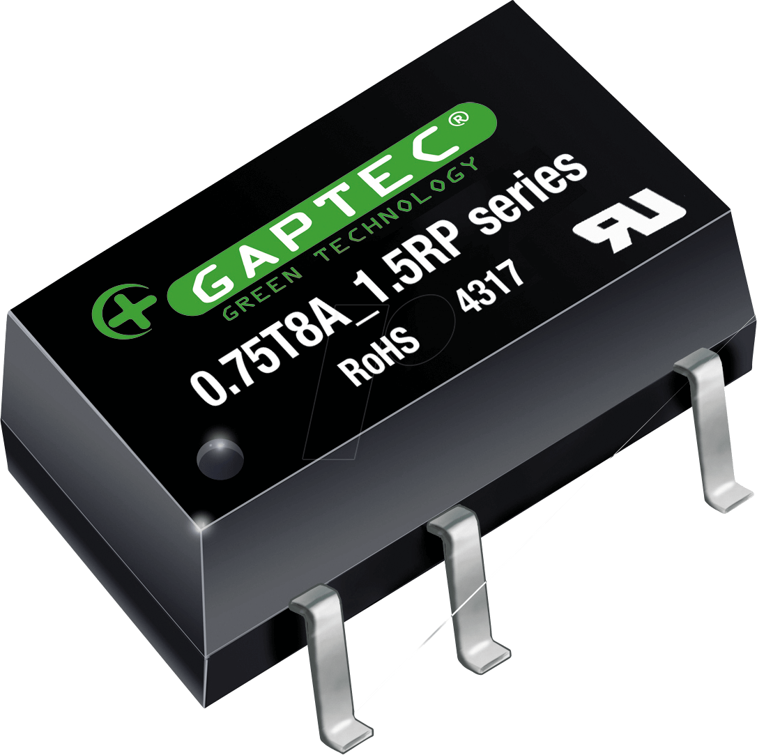 075t8a 0505s15 Dc Converter 075 W 5 V Smd 8 At Reichelt Dctodcconverterpng Gaptec 0505s1
