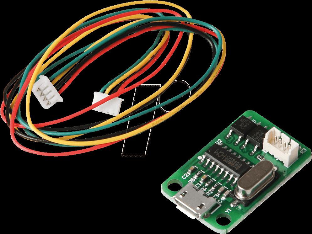 JOY-IT DPS USB - DPS Labornetzgerät, Erweiterung, USB
