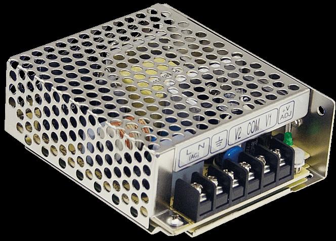 SNT RD 35A - Schaltnetzteil, 32W, 4A, 5/12V