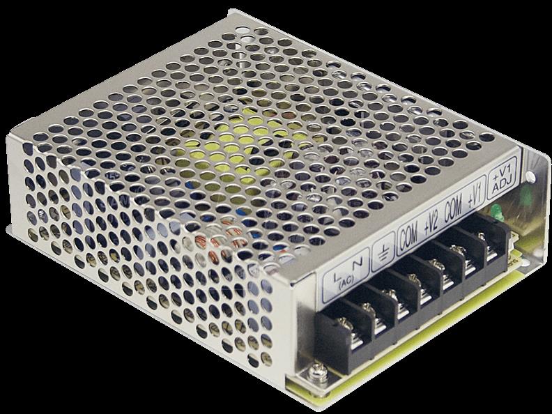 SNT RD 50A - Schaltnetzteil, 54W, 6A, 5/12V