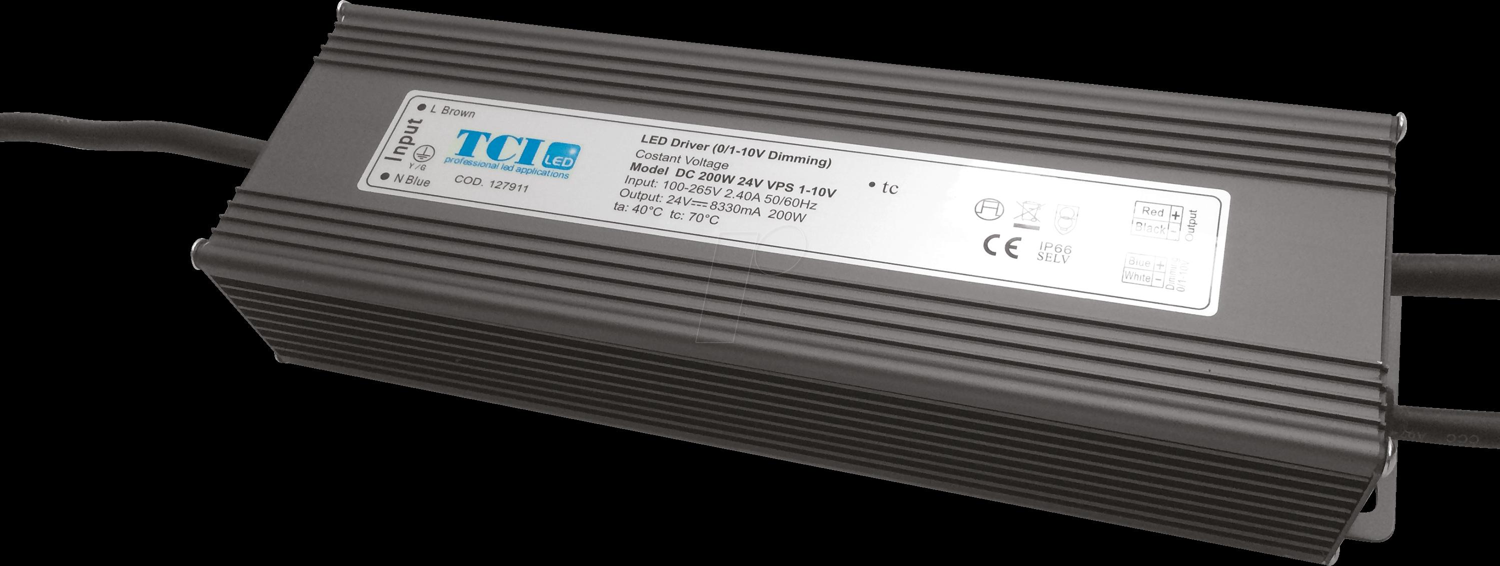 Vps 200 24 Power Supply W V Dc 8500 Ma At Reichelt Elektronik Volts Ac To Tci