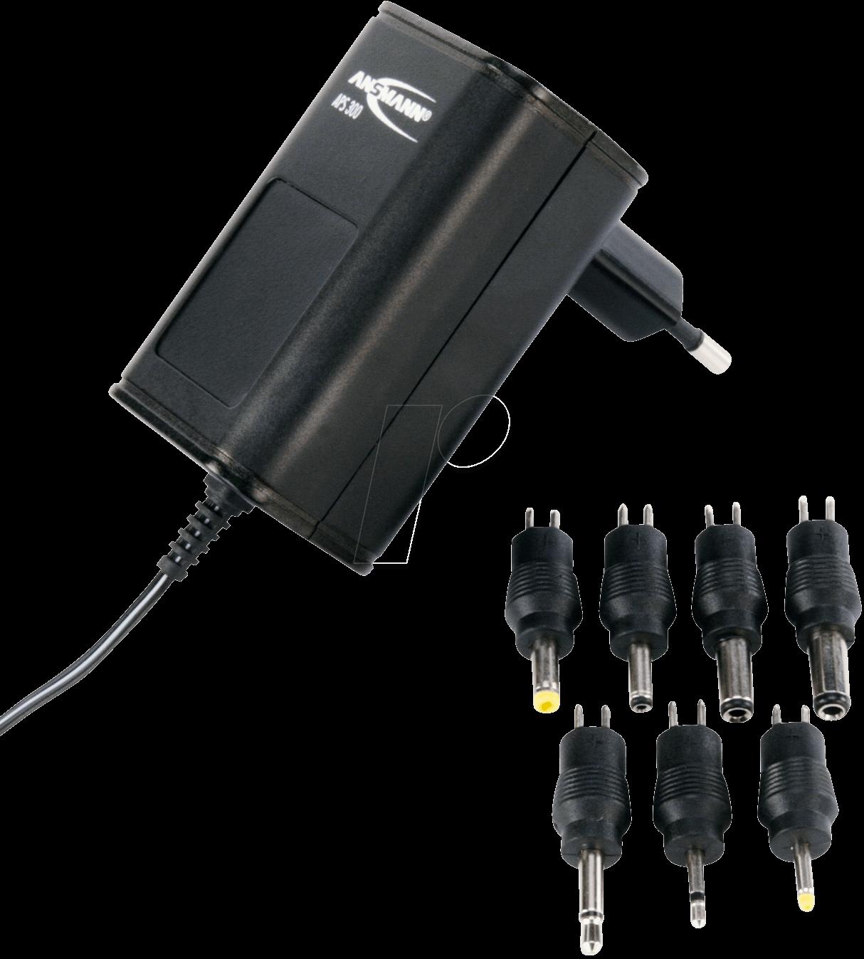 APS 600 - Stecker-Schaltnetzteil, max 600 mA, ''EuP'' konform