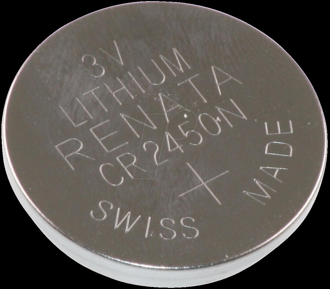 cr 2450n ren lithium knopfzelle 3 v 550 mah 24 5x5 0 mm bei reichelt elektronik. Black Bedroom Furniture Sets. Home Design Ideas