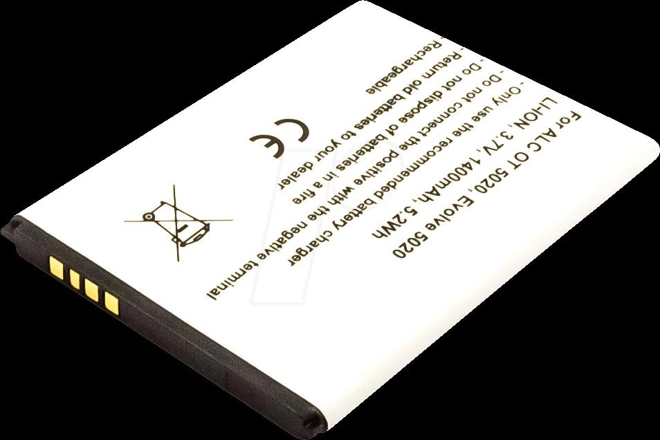 AKKU 10337 - Smartphone-Akku für Alcatel-Geräte...