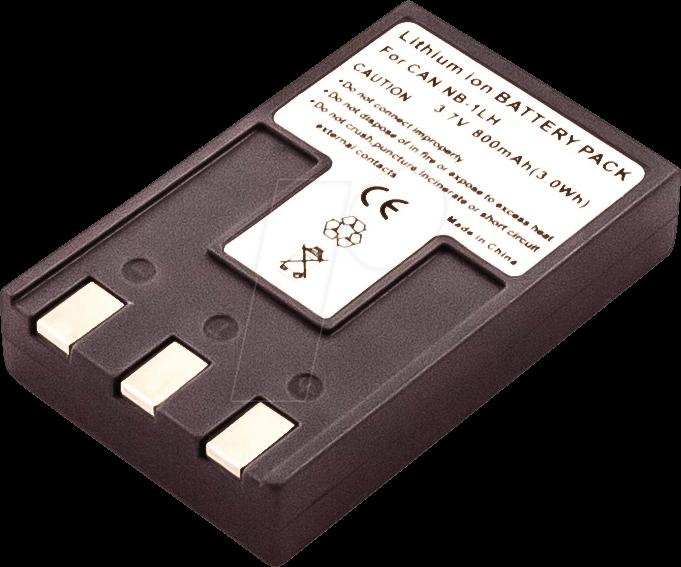 AKKU 40310 - Akku, Digitalkamera, kompatibel, 800 mAh