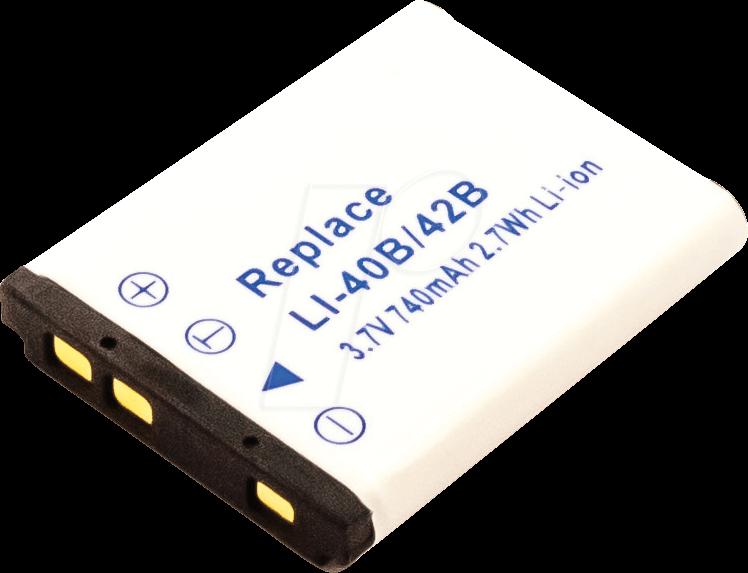 220 160 Ladegerät+Akku Li-40b//Li-42b für Olympus FE-20 240 230 150 190