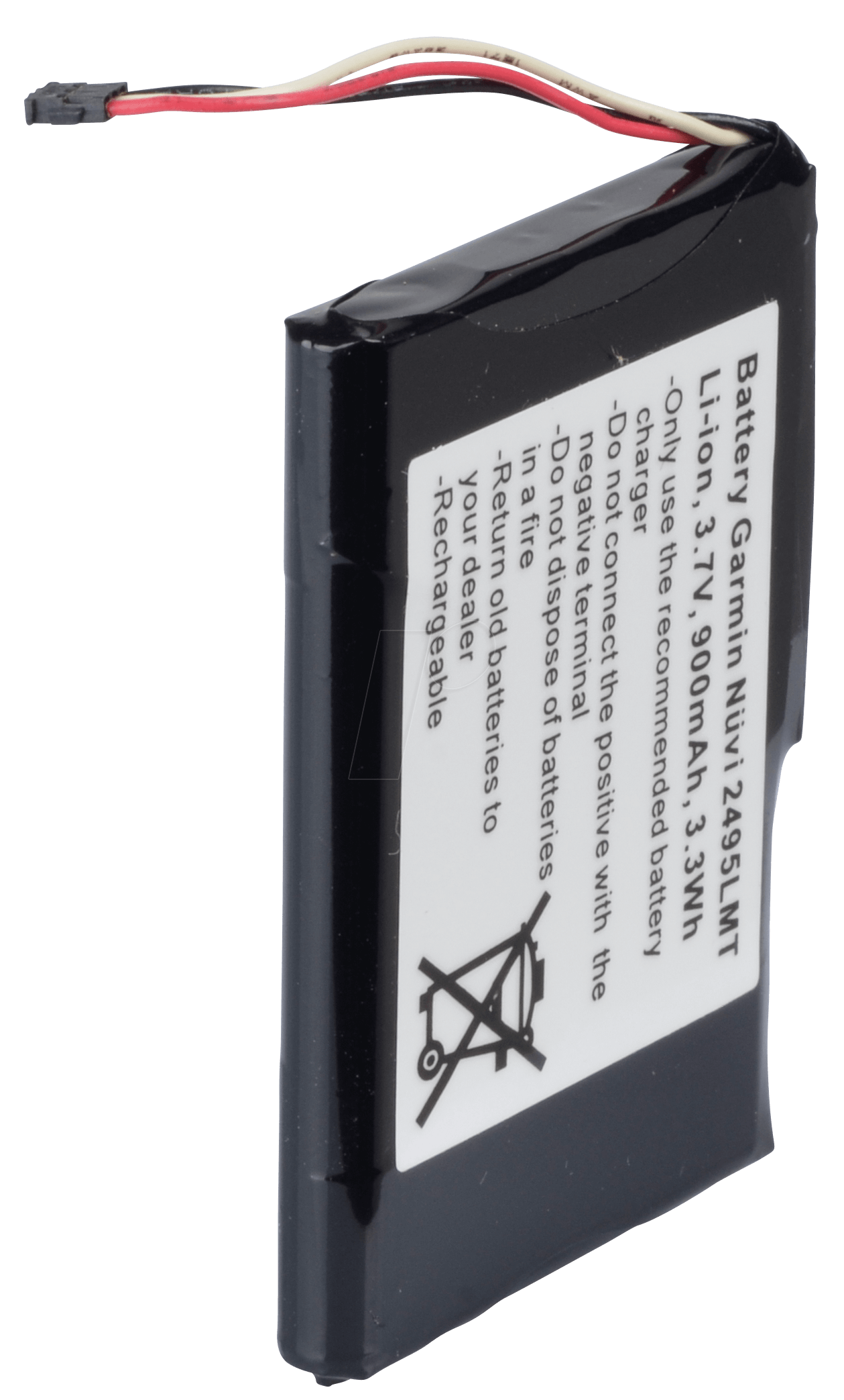 how to change battery in garmin gps