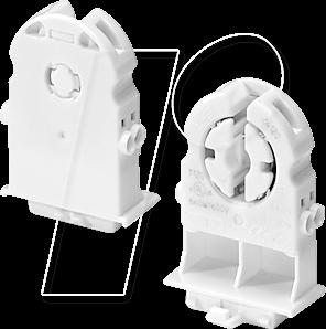 HGM 3085881 - Lampenfassung für Leuchtstoffröhren, G13
