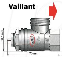 ET AD VAILLANT - SPARmatic-Adapter für Vaillant