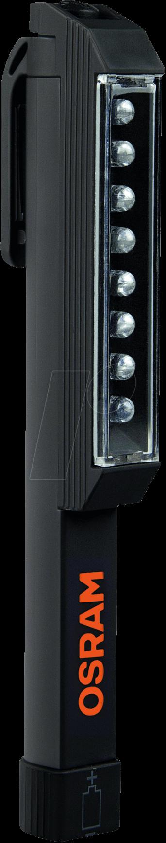 OSR LEDIL203 - LED-Arbeitsleuchte LEDinspect PENLIGHT 80, 80 lm, 3x AAA (Micro)