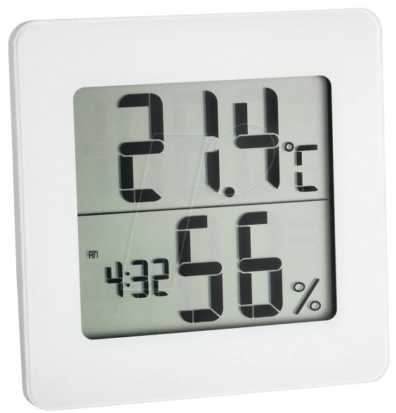 WS 305033 - Thermo-Hygrometer