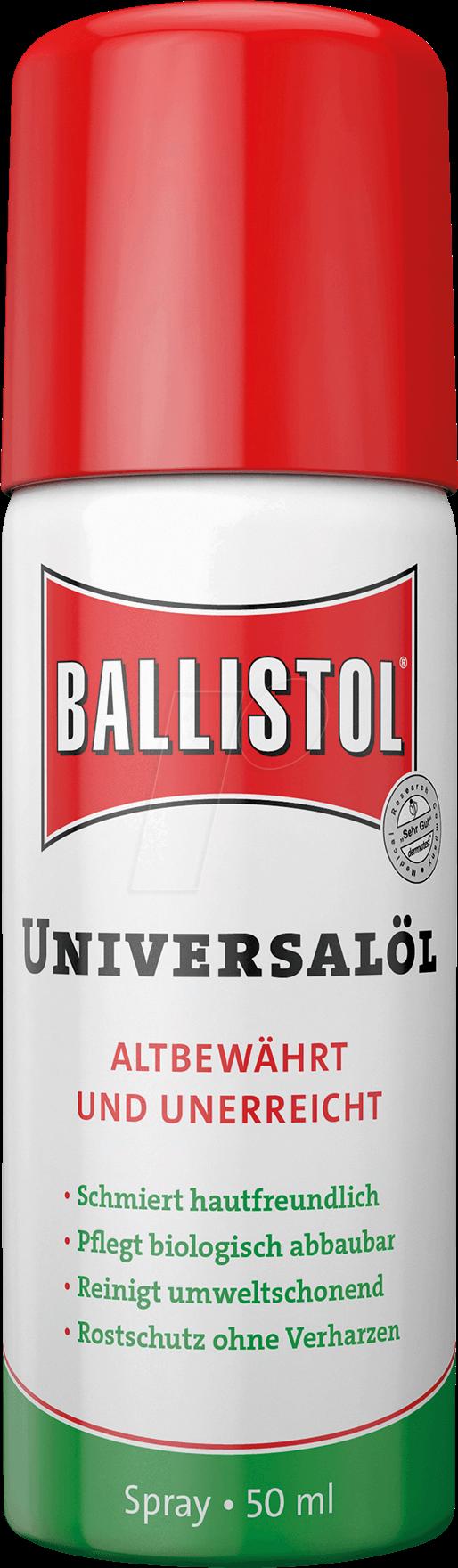 BALL 21450 - Universalöl, 50 ml, Spray