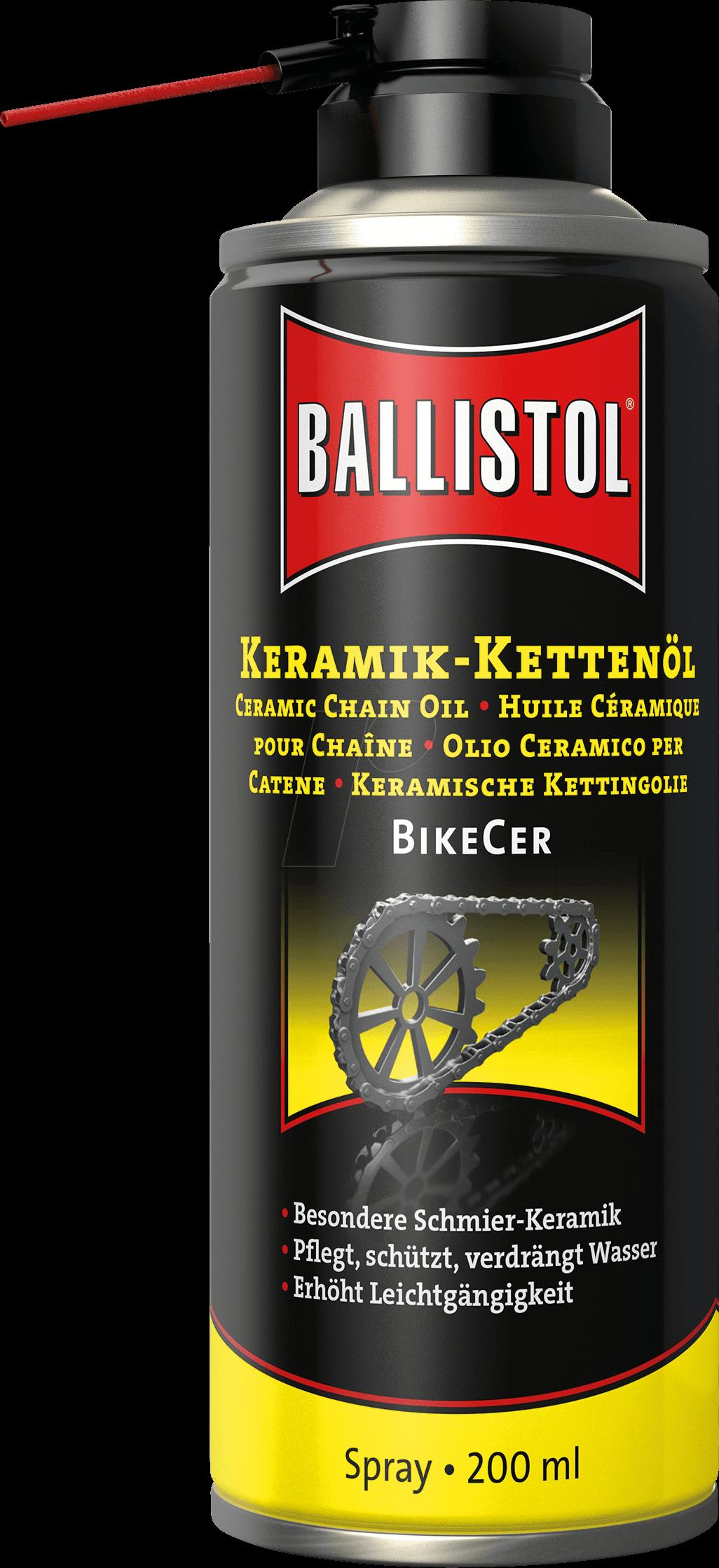 Ballistol BikeCer Keramik Kettenöl 28059 200 ml kaufen