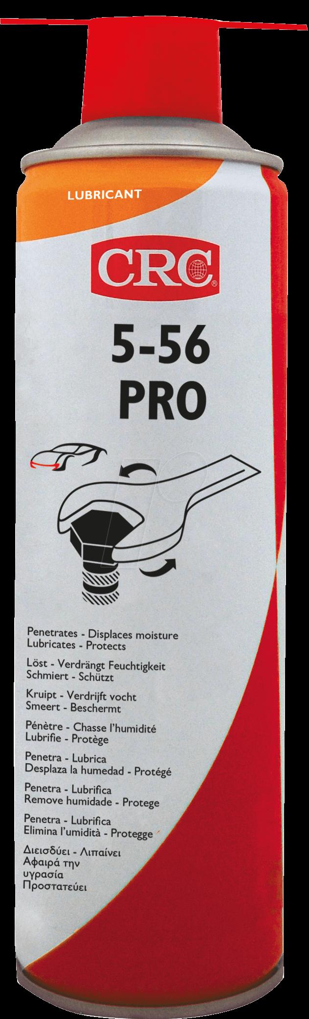 KONTAKT 32734 - CRC 5-56 pro, 500 ml — multi-purpose oil