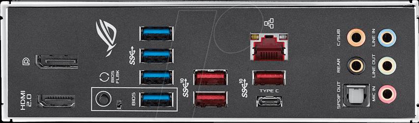 ASUS 90MB1160 - ASUS ROG Strix X570-F Gaming (AM4)