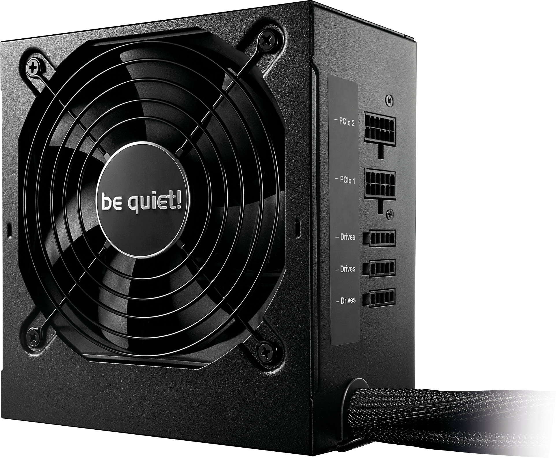BQT BN302 - be quiet! System Power 9 600W CM