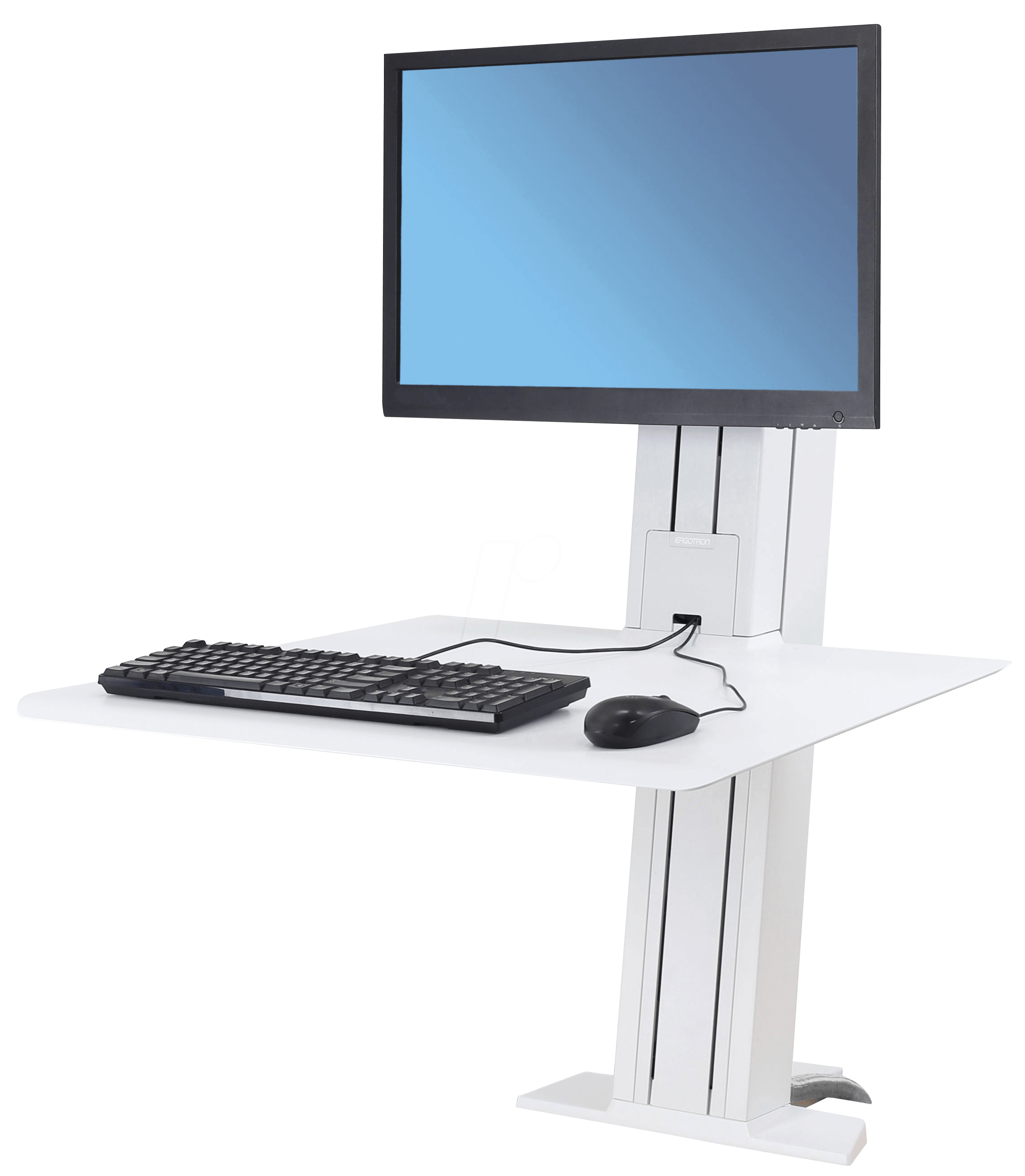 orig ergotron dual workfit standing up wworksurface desk inuse moksedesign hd manual photos stand standingesk monitor workstation