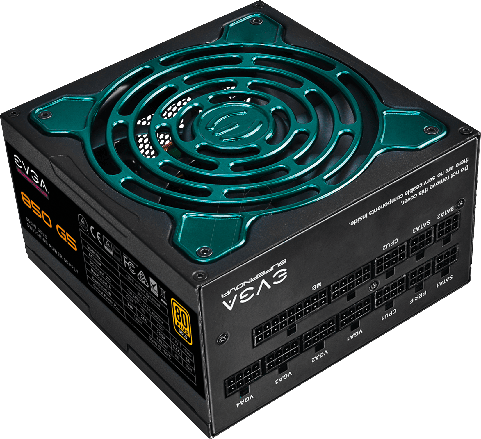 EVGA SNG5-850 EVGA SuperNOVA G5 850 850W ATX