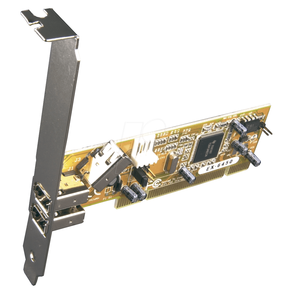 Exsys Ex 6450 Karta Firewire Exsys Bei Reichelt Elektronik