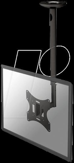 FPMA-C060BLACK - Flachbildschirm-Deckenhalterung