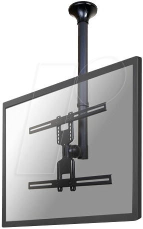 FPMA-C400BLACK - Flachbildschirm-Deckenhalterung
