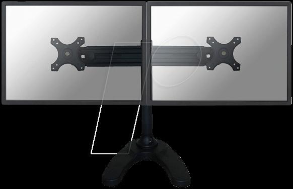 Flatscreen halterung preisvergleich die besten angebote for Schreibtisch schwenkbare tischplatte