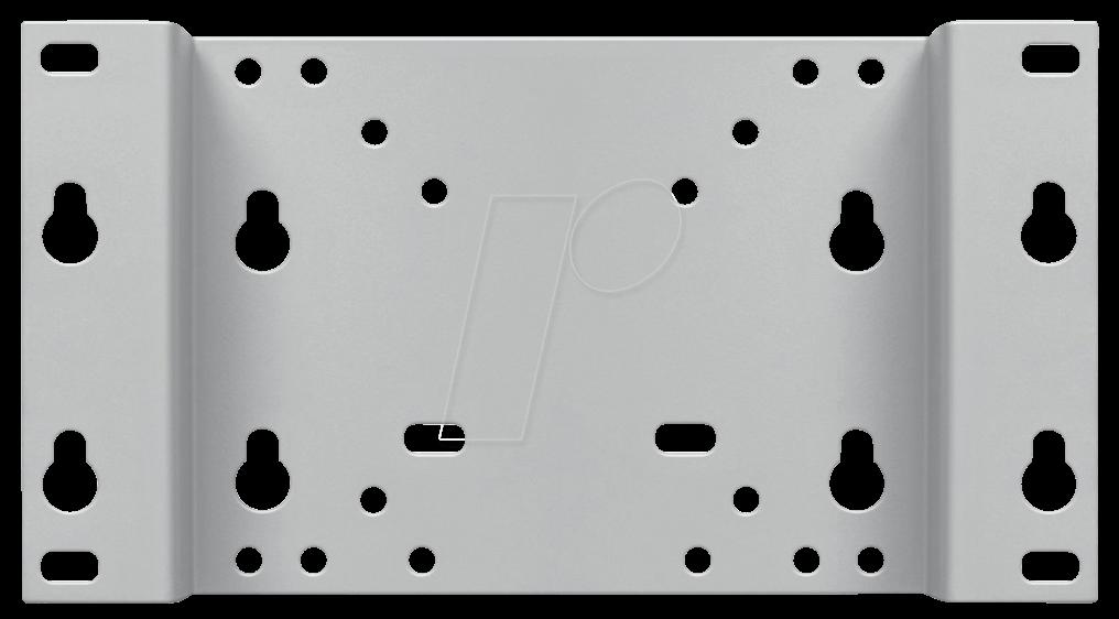 SHVP BS89799 - Wandhalterplatte, 10 - 30, 18 mm Wandabstand
