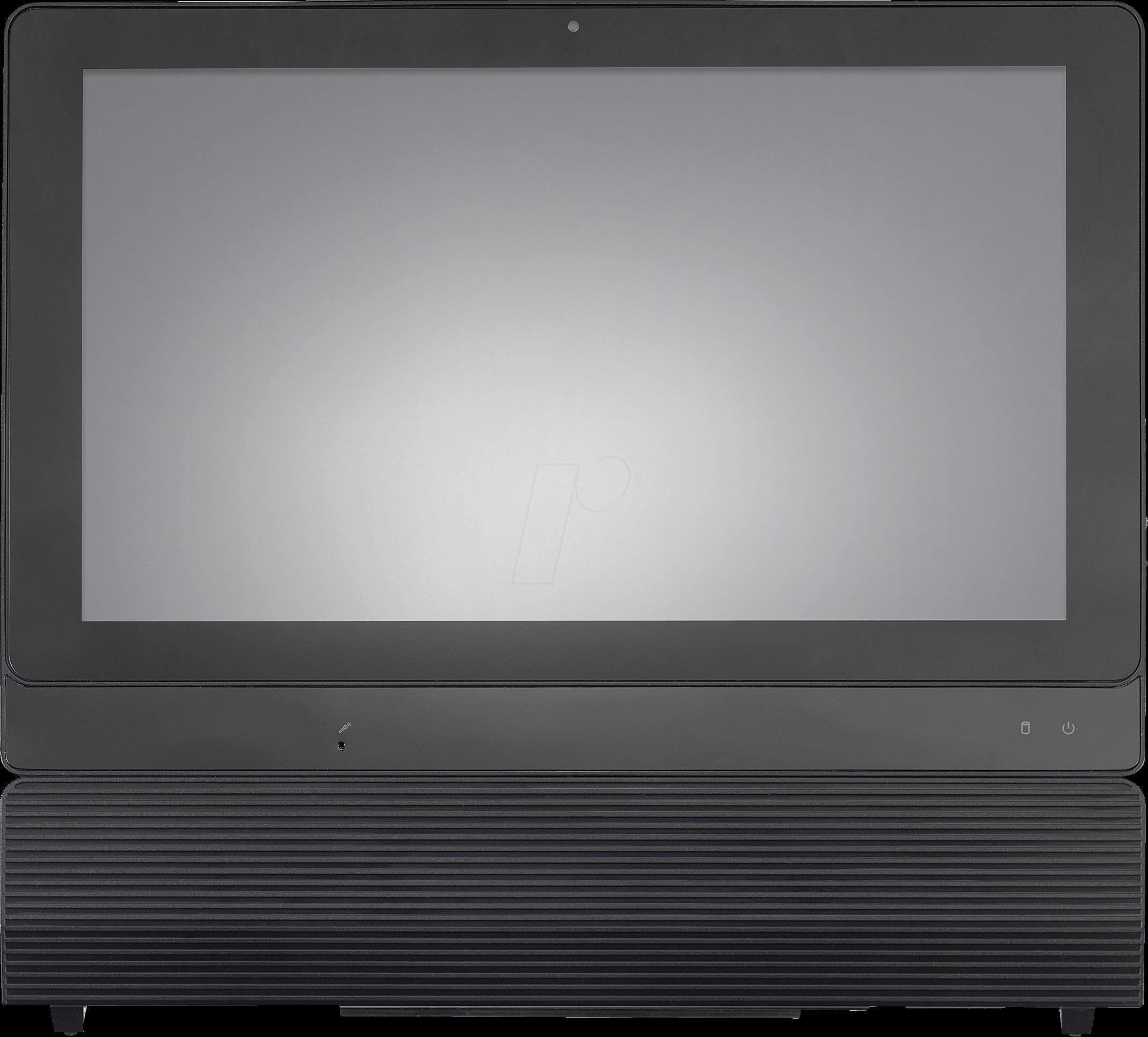 SHUTTLE P20U - Barebone PC, XPC all-in-one P20U
