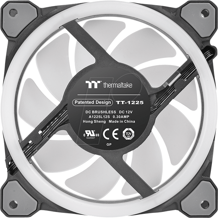 TT 73506 - Thermaltake fan Riing Trio 12 RGB