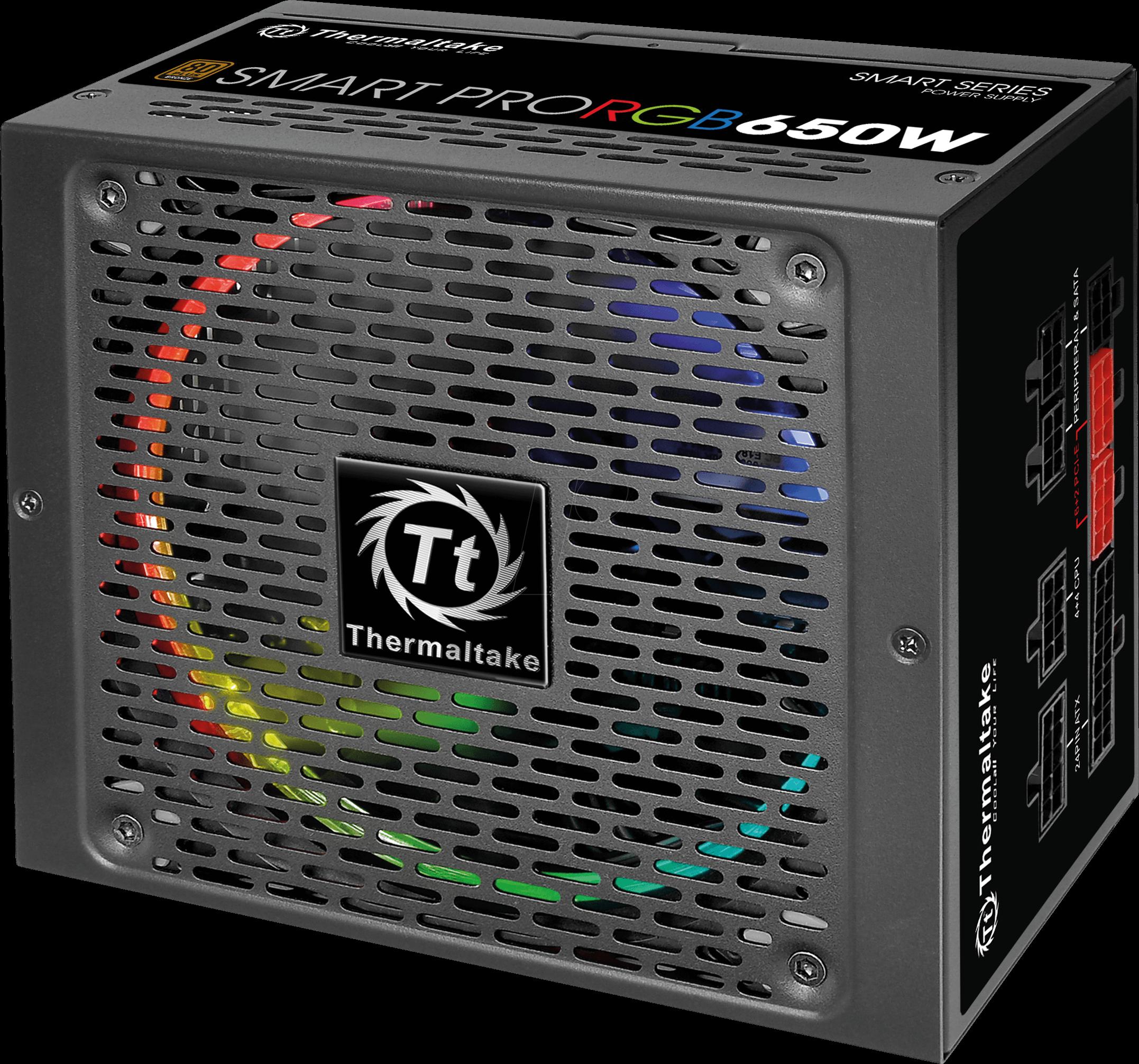 TT 07382 - Thermaltake Smart Pro 650W RGB 80+ Bronze