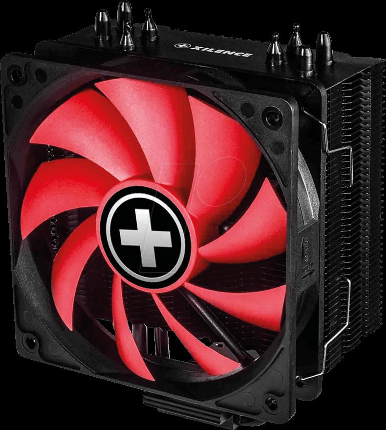 XI XC051 Xilence M704 Performance A CPU Kühler