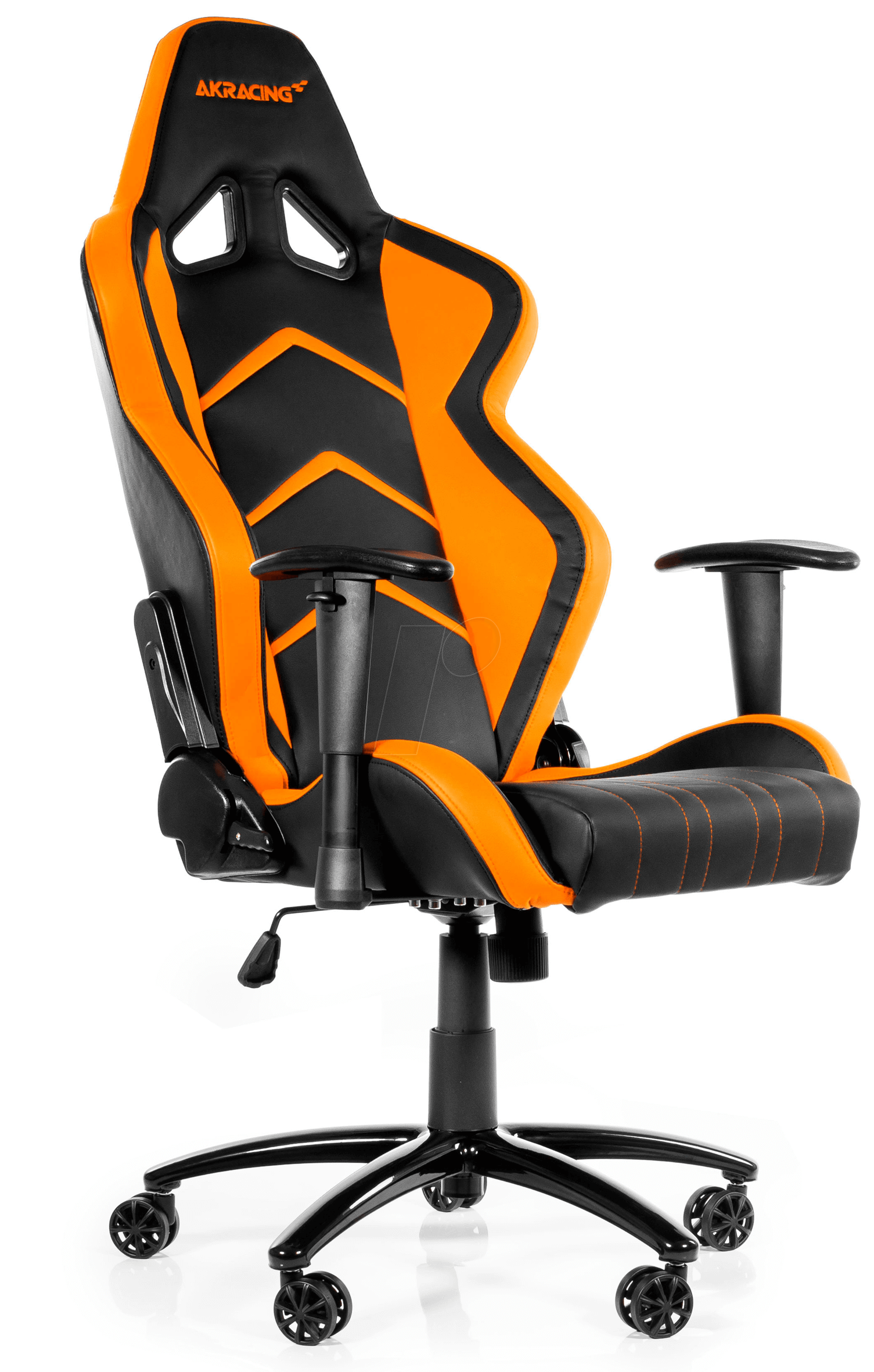 ak k6014 bo gaming stuhl akracing player schwarz orange bei reichelt elektronik. Black Bedroom Furniture Sets. Home Design Ideas