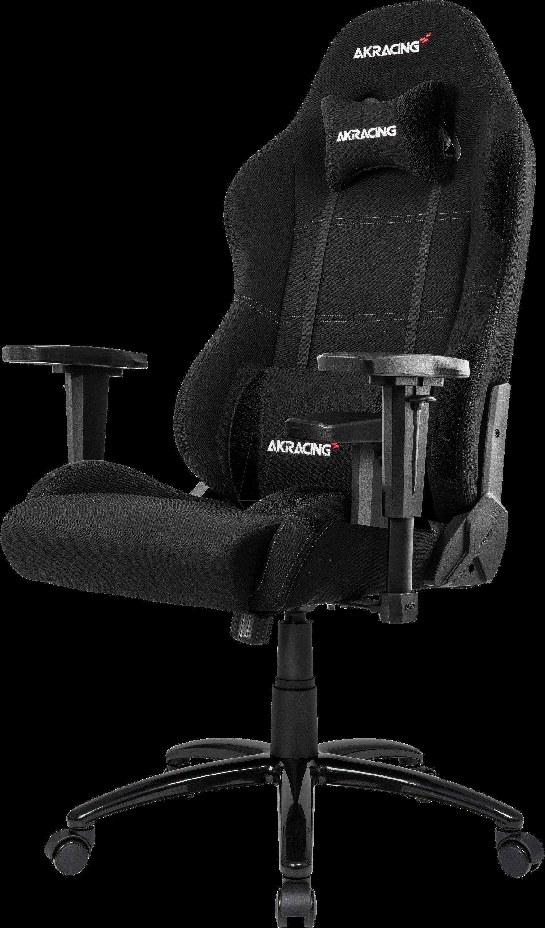AR-EXWIDE-BK - AKRacing Core EXWide Gamingstuhl schwarz