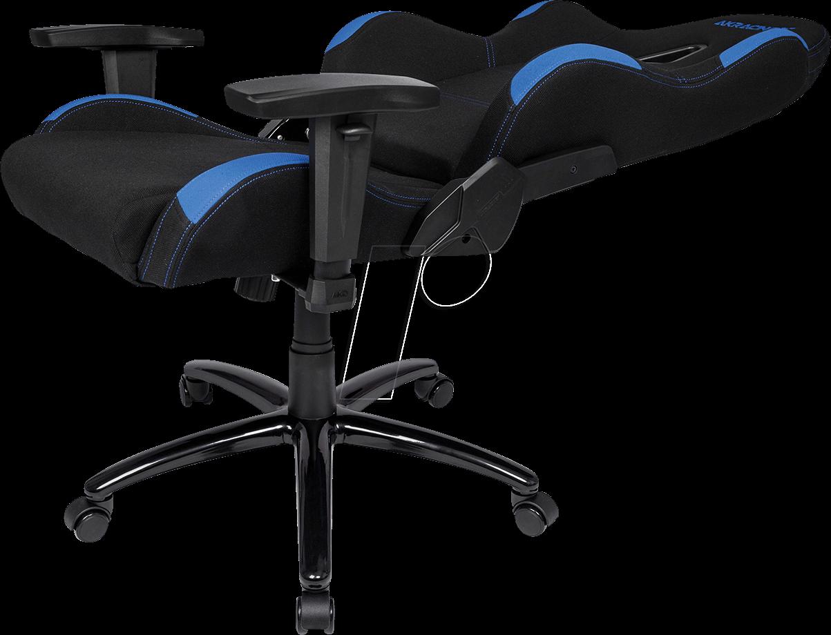 AKRACING K7012 Gaming Chair Black Blue AKRACING AK-K7012-BL  sc 1 st  reichelt elektronik & AK-K7012BL: AKRACING K7012 Gaming Chair Black Blue at reichelt ...