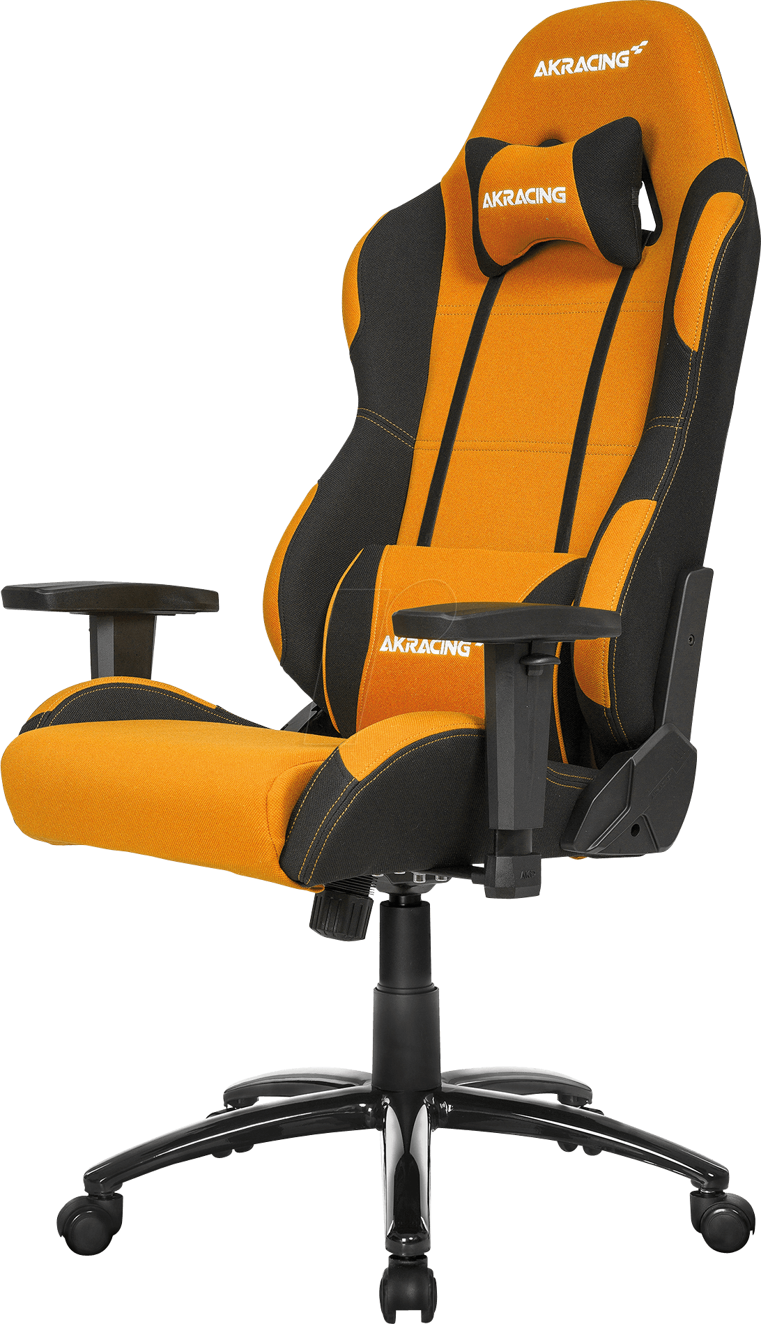 Akracing Prime Gaming Chair Black Orange Ak K7018 Bo