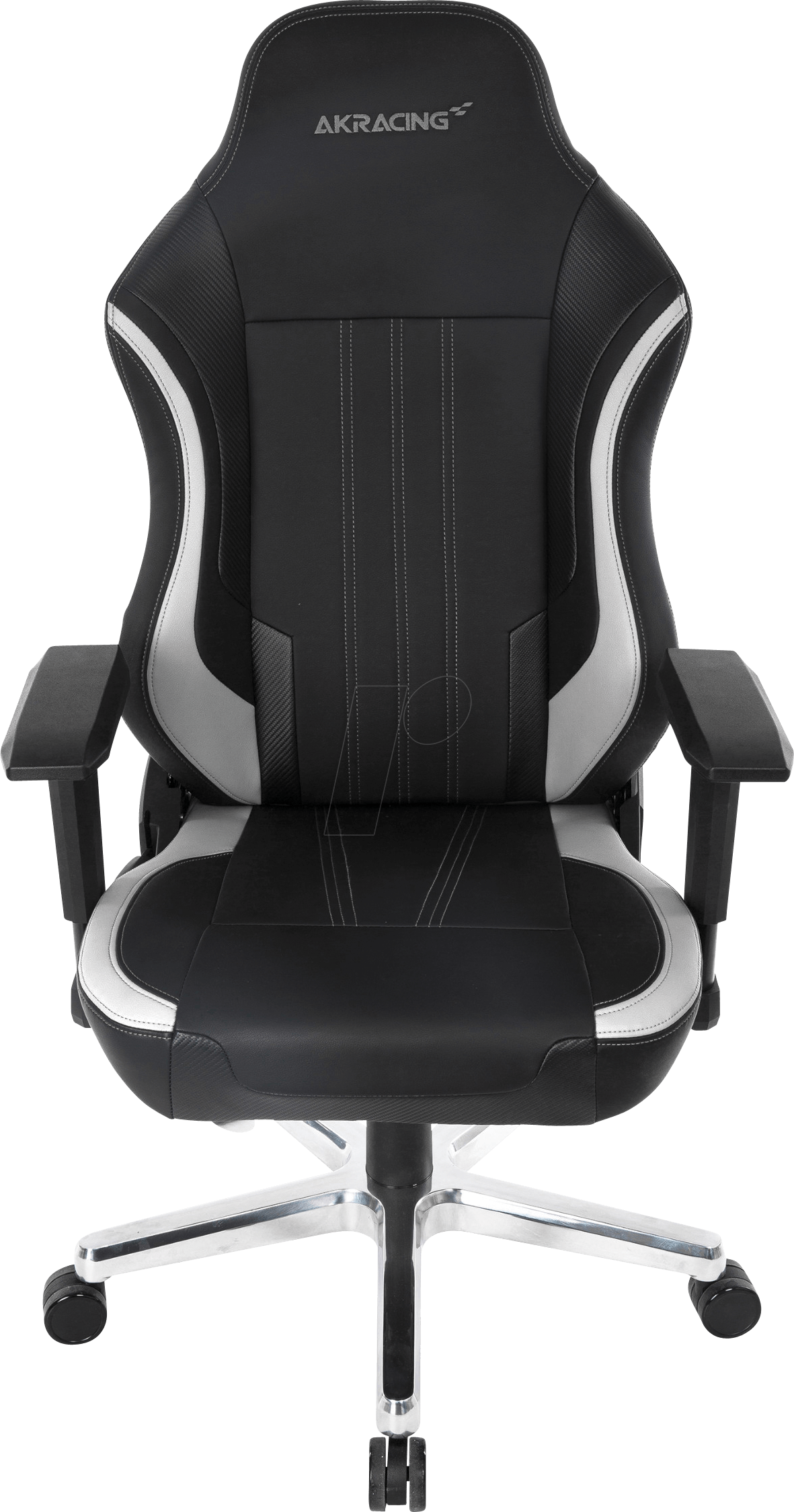office chair material. AKRACING Solitude Office Chair White AK-OFFICE-SOLITUDE-WT Material