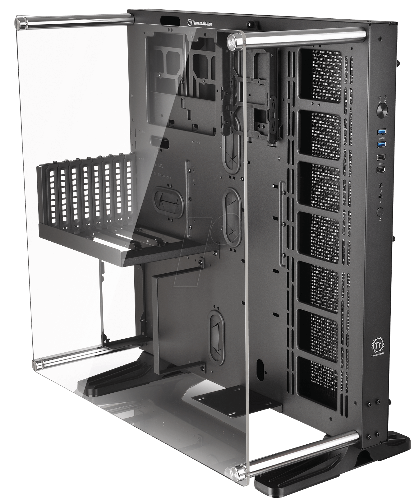 TT CORE P5 - Thermaltake ATX Maker Gehäuse Core P5