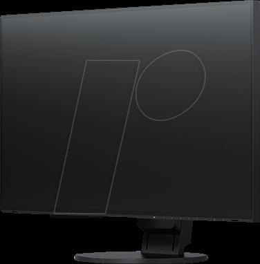 EV2785-BK - 68cm Monitor, USB-C, Lautsprecher, Pivot, EEK A