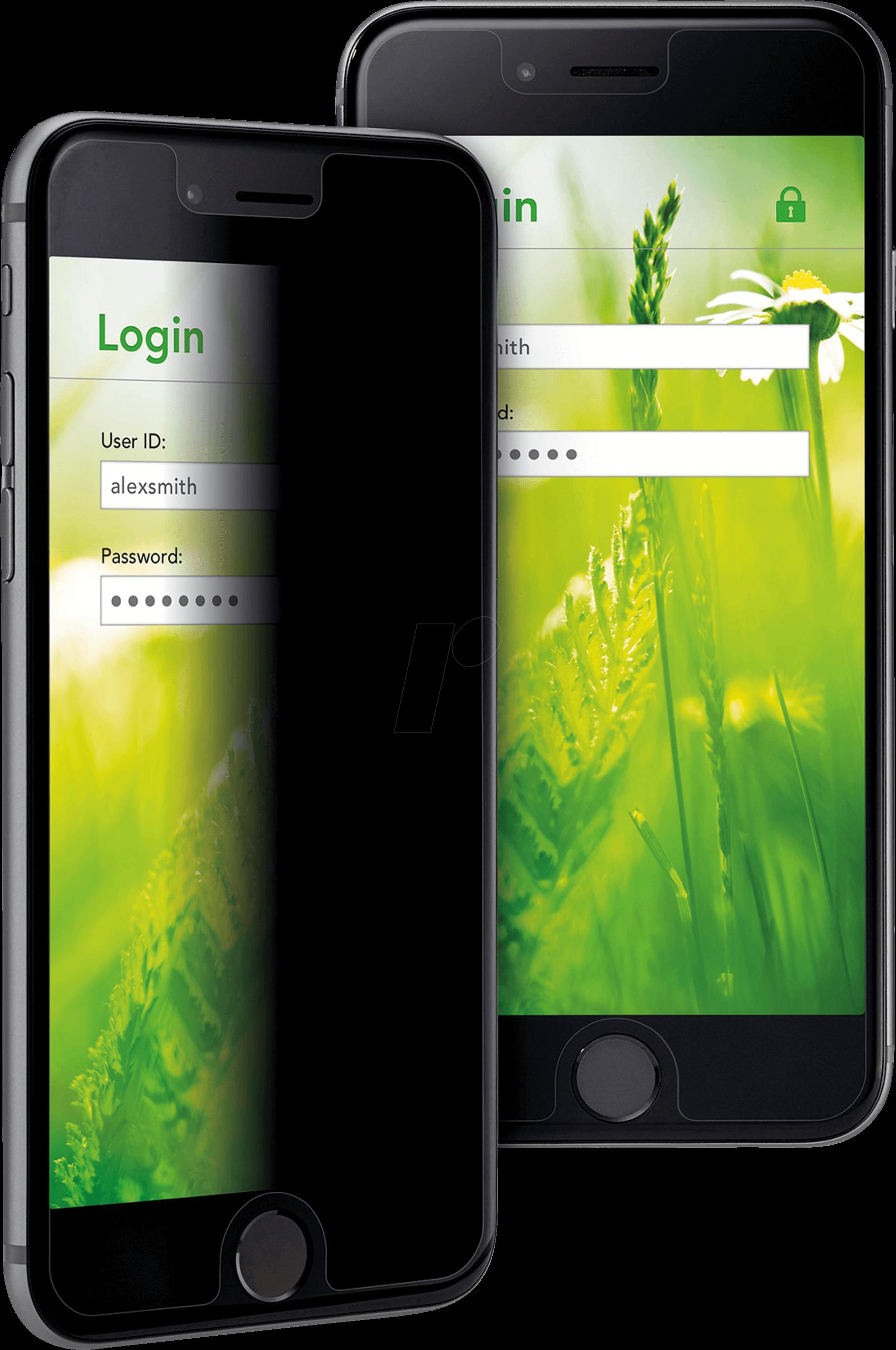 3M MPPAP001 - Blickschutzfolie, 4,7´´ iPhone 6/...