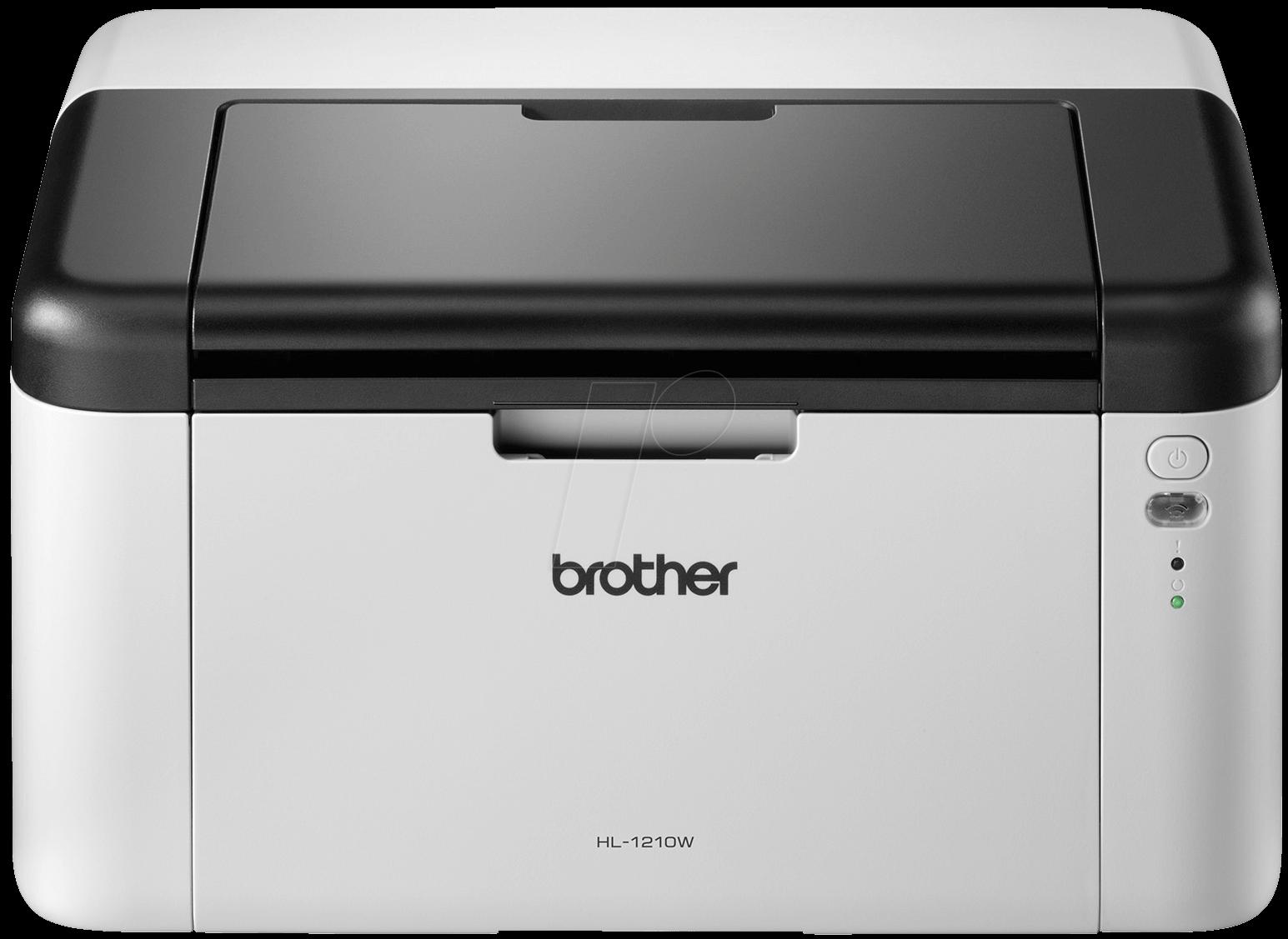 bro hl1210w laser printer usb wlan 20s at reichelt elektronik. Black Bedroom Furniture Sets. Home Design Ideas