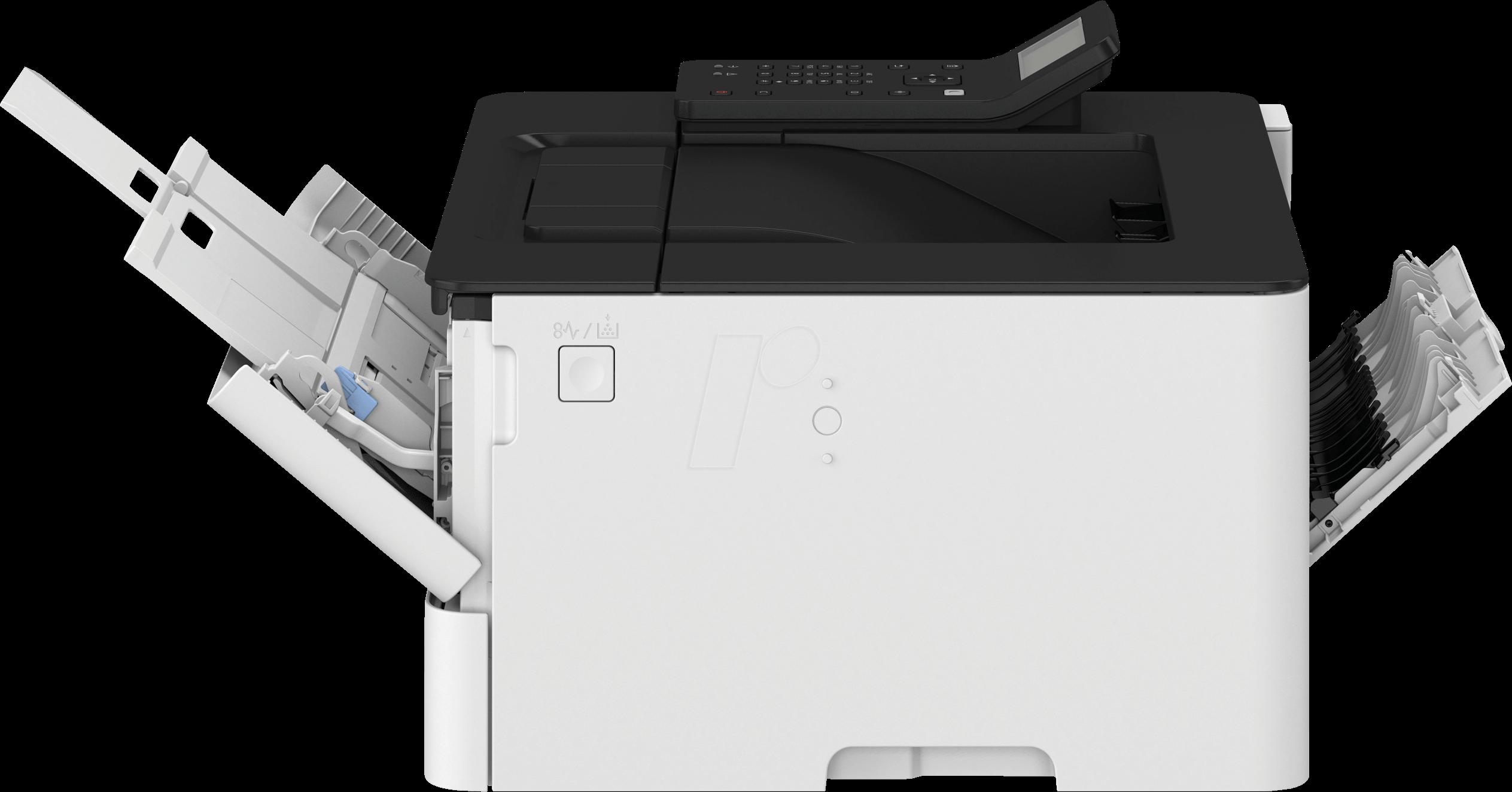 CANON LBP214DW - Laser printer, monochrome, 38 ppm, LAN, Wi-Fi, duplex,  includes