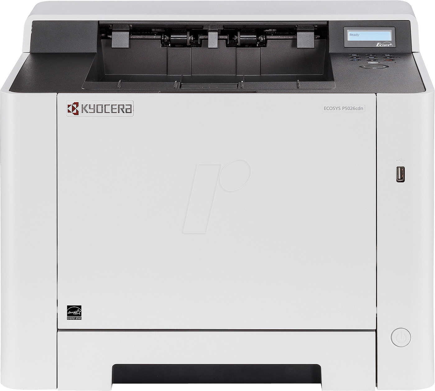 Kyocera ECOSYS P5026CDN Laserdrucker, Color, LAN, 26 S min, Duplex, inkl. UHG