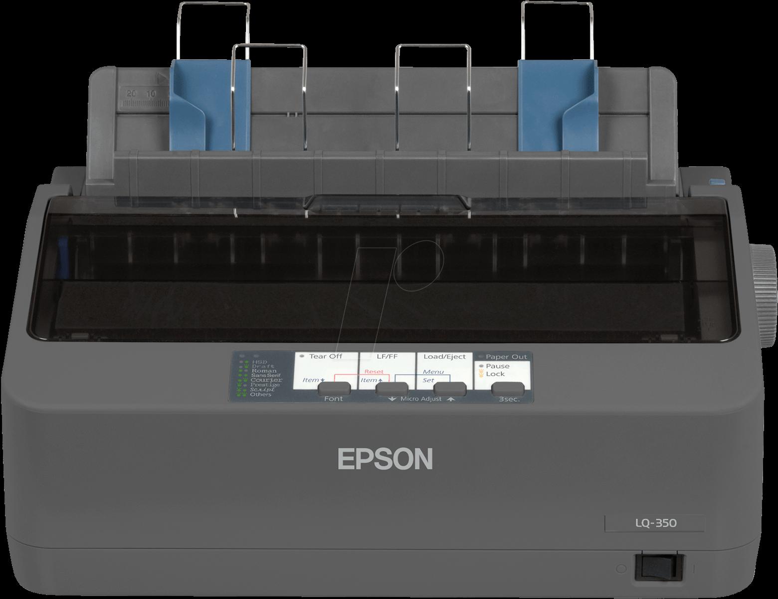 Epson Lq 350 24 Dot Matrix Printer Parallel Serial Usb At Lq310 C11cc25001