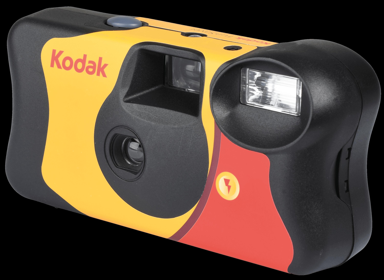 KODAK FUN: KODAK Single Use Camera for 39 photos at reichelt ...