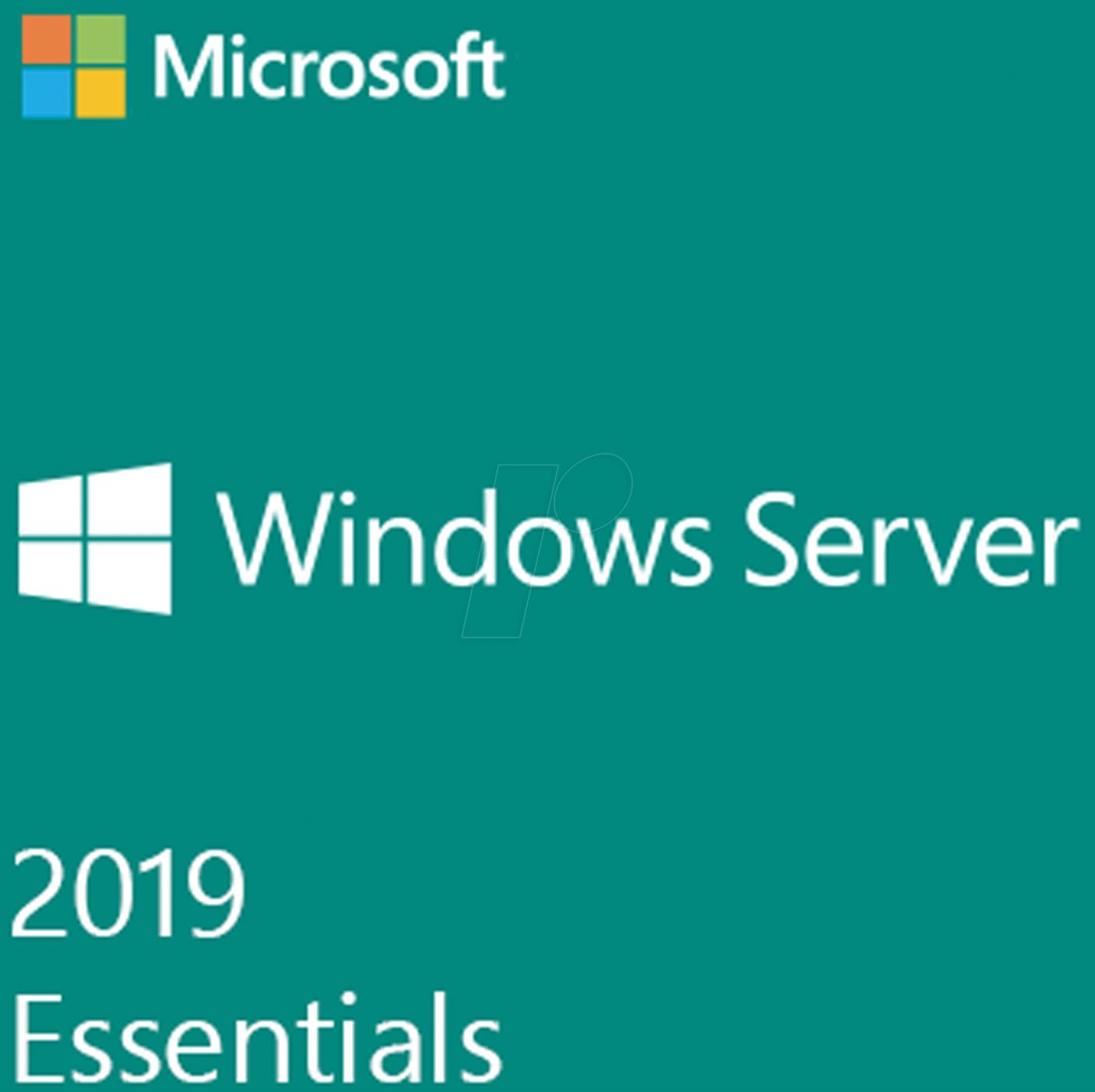 Server 2019 windows